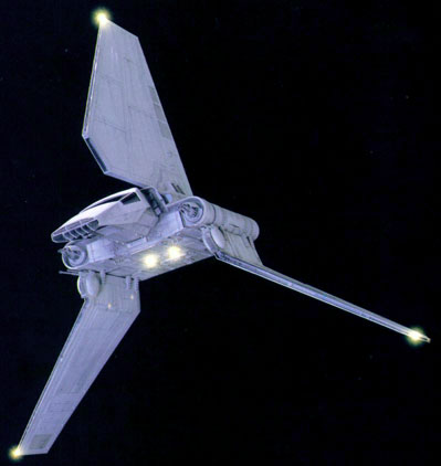 Star Wars Youtoub Imperial Shuttle 37